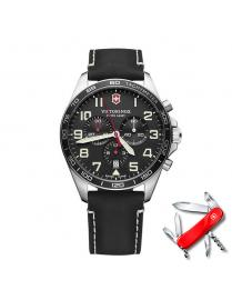 Reloj Victorinox Fieldforce Chrono V241852 + Regalo Navaja