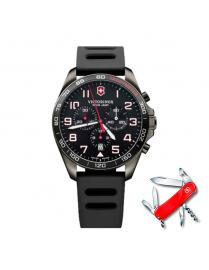Reloj Victorinox Swiss Army Fieldforce V241889 + Regalo Navaja